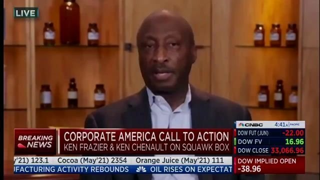 Corporate America Slams New GA Voting Rights Law