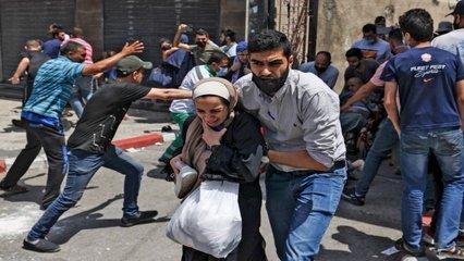 Israel launches new air raids on besieged Gaza Strip