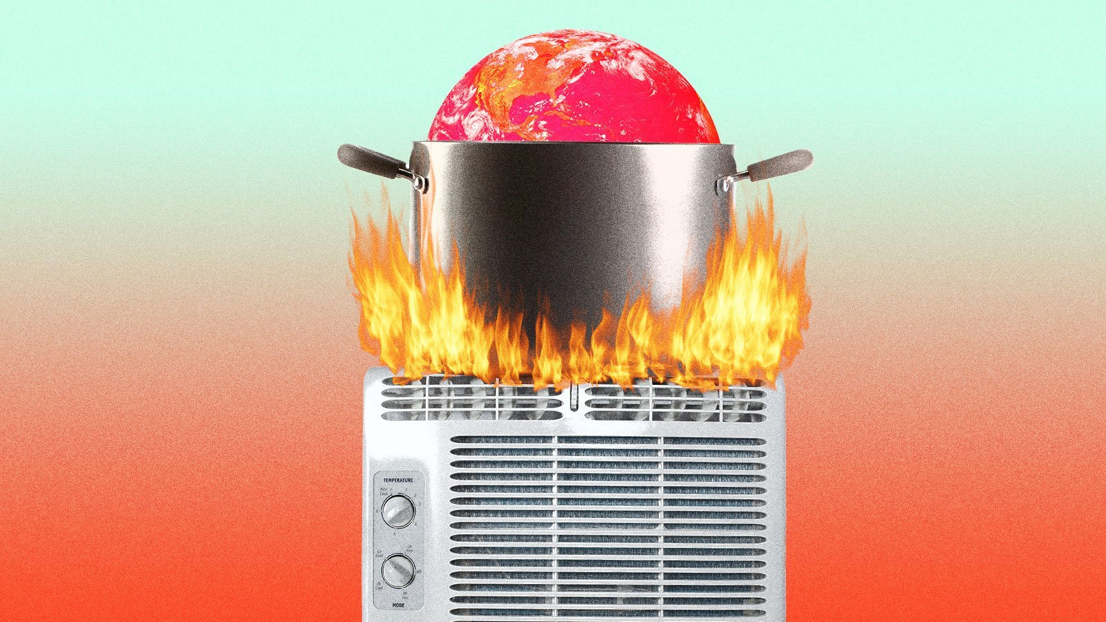 Air Conditioning is Making Earth Hotter. Here's What We Can Do About It