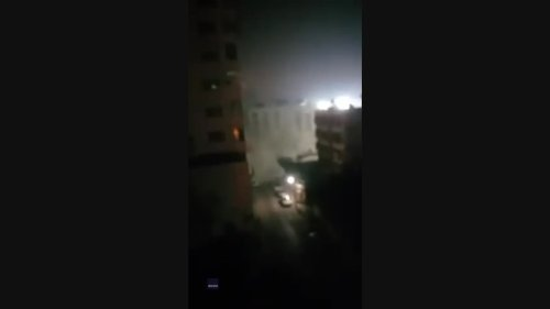 Late Night Explosions Felt in Gaza Amid Israeli Strikes