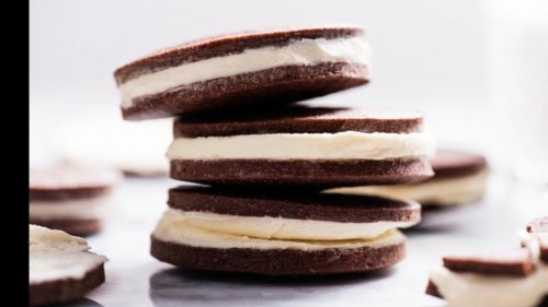 These Chocolate Sandwich Cookies Even Beat Out Oreos