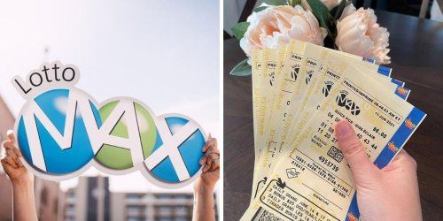 The Lotto Max Jackpot Just Got Higher Again & $70 Million Is On The Horizon