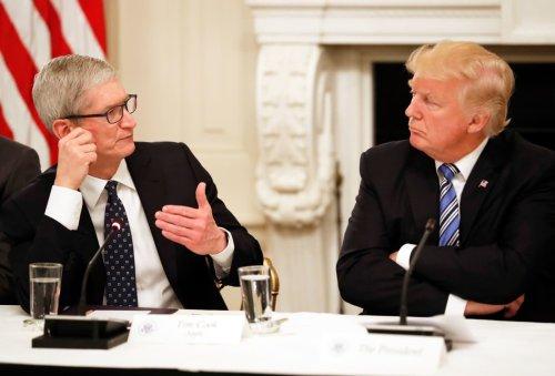 Apple and Google Embroiled in Trump-Era Leak Hunts