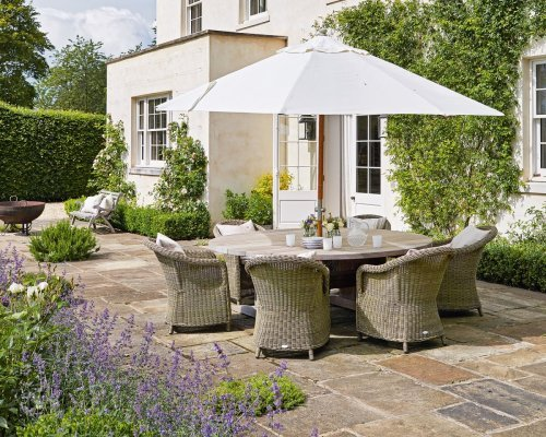 Create the perfect patio with this design advice and inspiration