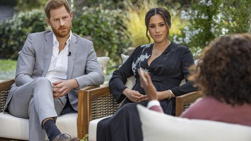 Harry and Meghan claim royals were concerned about Archie's skin colour in bombshell Oprah interview