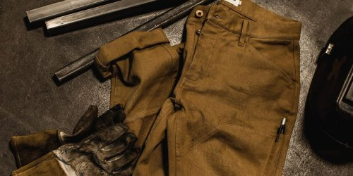 Workwear: Garments Made to Last