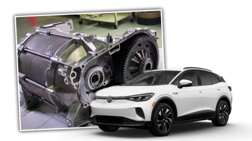 A Deep-Dive Into The Volkswagen ID.4's Electric Motor