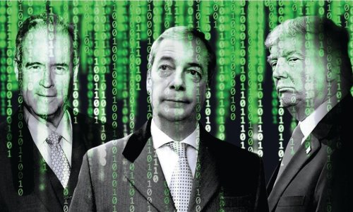 The great British Brexit robbery: how our democracy was hijacked