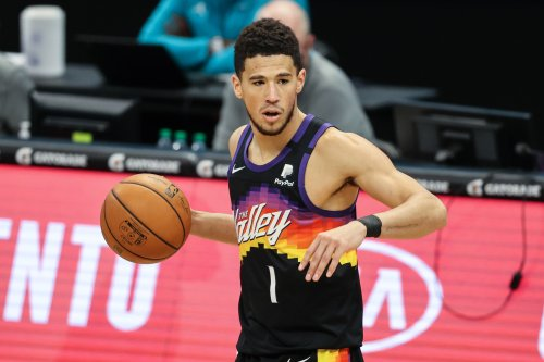 NBA roundup: Devin Booker scores 45 as Suns stay hot