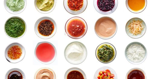 The Essential Guide to Sauces, Condiments, Marinades and More