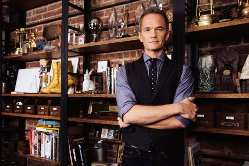Neil Patrick Harris has some regrets about his kitchen island