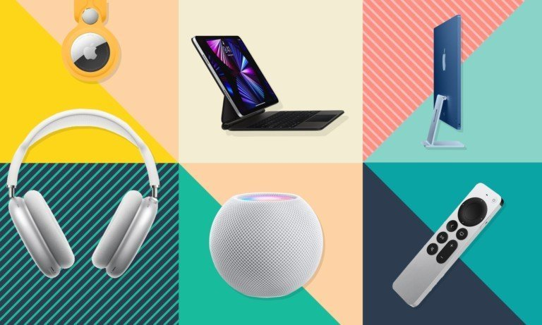 The best Apple gadgets and accessories to buy in 2021: stands, cases, etc.