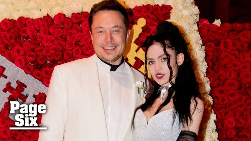 Grimes hospitalized for panic attack after Elon Musk's 'SNL' debut