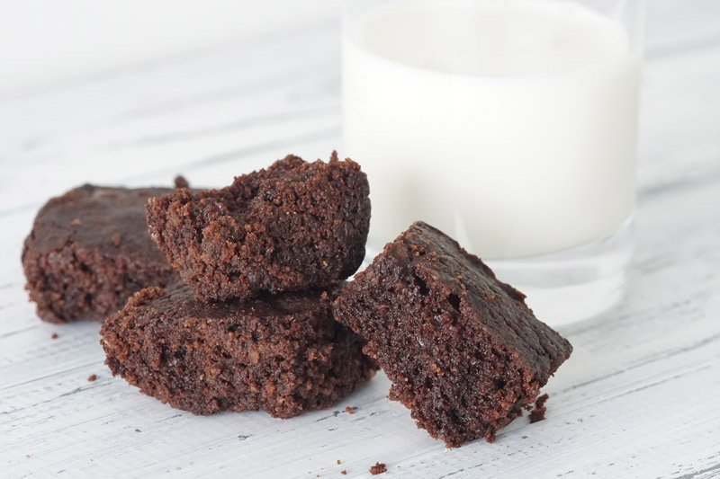 Outrageously Good Keto Brownies & Other Tasty Desserts