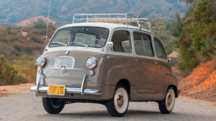 10 Ugly Classic Cars That Cost A Fortune Now