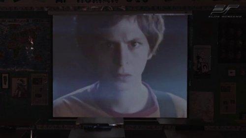Elite Screens Pull Down Projector Screen
