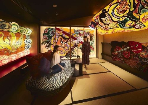 The Awesome Accommodations of Northern Japan