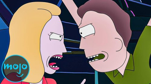 Top 10 Times Rick and Morty's Family Was Completely Dysfunctional