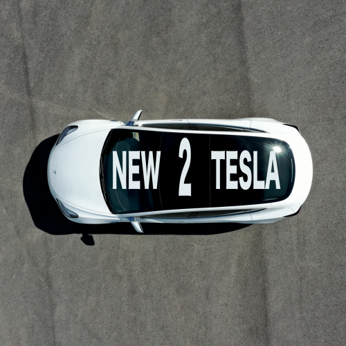NEW2TESLA cover image