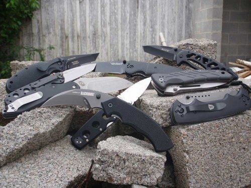 How to find the perfect survival knife for you