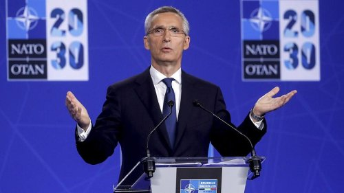 NATO statement on China goes 'much further' than prior language, expert says