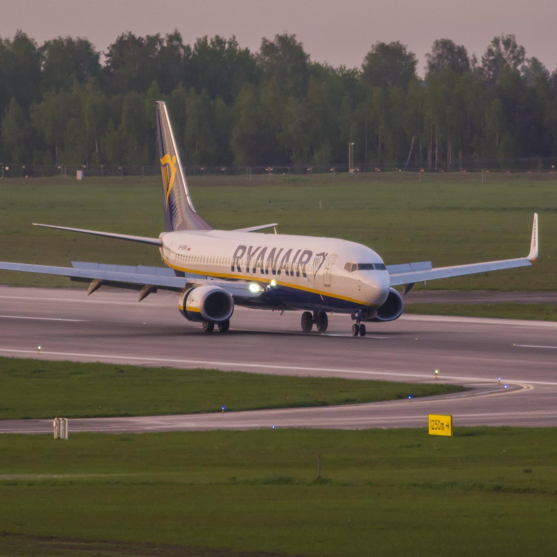 Listen: Outrage Over Belarus 'Hijack' of Ryanair Plane