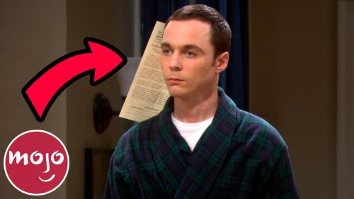 Unscripted Moments That Were Left in The Big Bang Theory