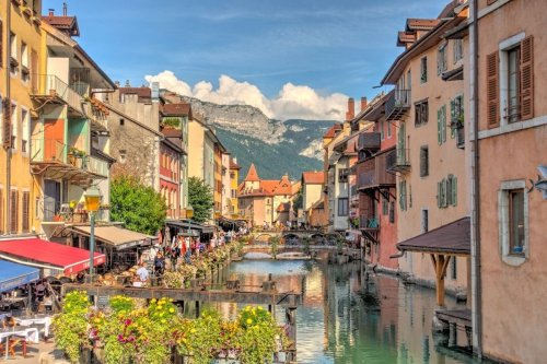 Charming Small Towns & Cities in Europe