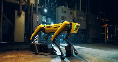 Is Boston Dynamics' 'Spot' the Crime-Fighting Robot Dog We Need?