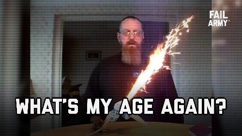 WHAT'S MY AGE AGAIN?   FailArmy