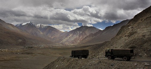 India, China soldiers brawl again along disputed frontier