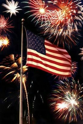 Lara....Happy 4th of July America !!!