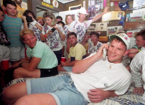 NFL Draft: Photos of NFL Stars From When They Were Drafted