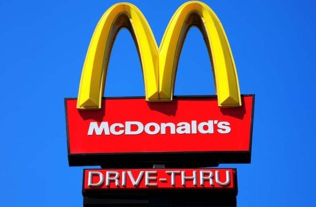 This Savage McDonald's Drive-Thru Sign Is Turning Heads