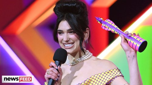 Dua Lipa SLAMMED For BRITs Speech After Vacationing In Lockdown!
