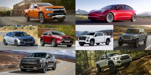 The best 1-year-old cars you can buy right now