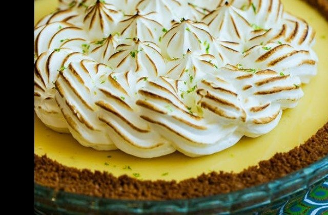 Key Lime Pie Is The Tangy Dessert You'll Want This Summer