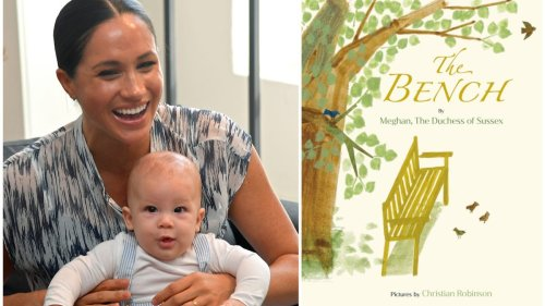 Meghan's Next Move? Children's Book Author!