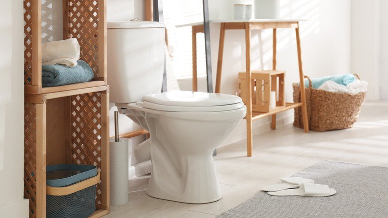 The Real Reason Your Toilet Is Gurgling