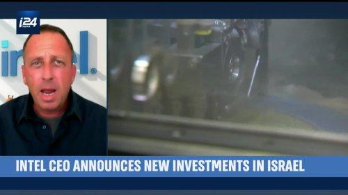 Intel CEO Announces $10 Billion Chip Plant in Israel