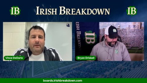Game Prediction - Notre Dame vs Purdue