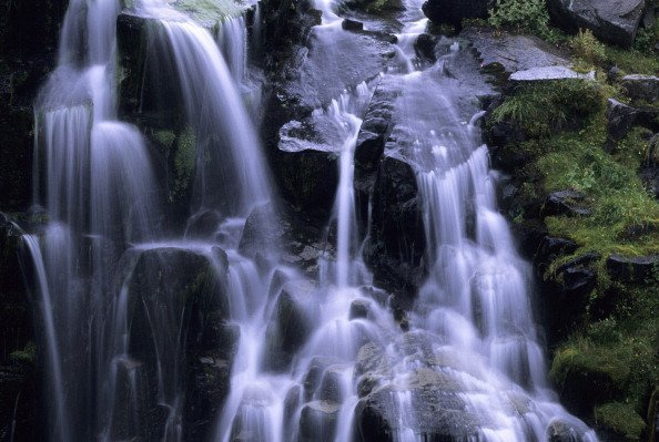 Gorgeous Waterfalls from U.S. National Parks and Forests