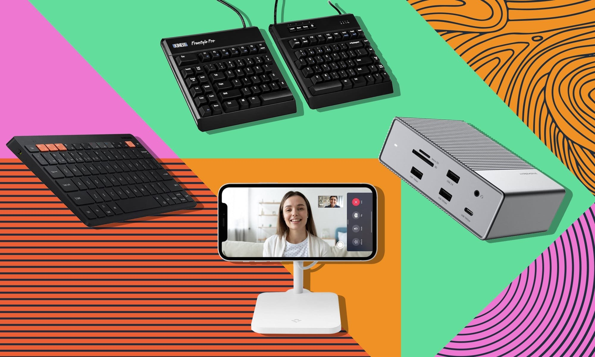 10 Gadgets to boost your productivity and help you work from home more effective