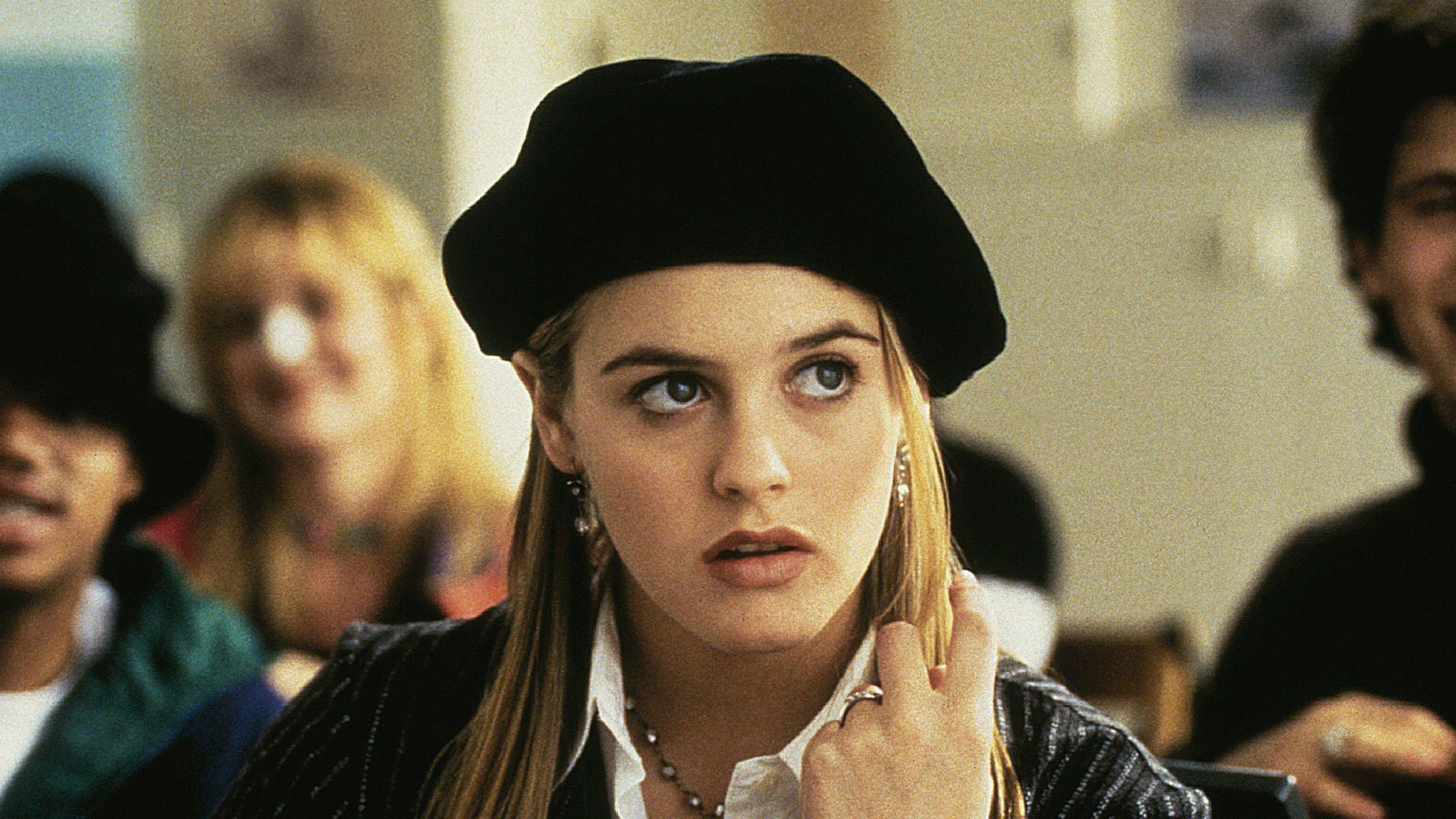 The exact lipstick Alicia Silverstone wore as Cher in Clueless