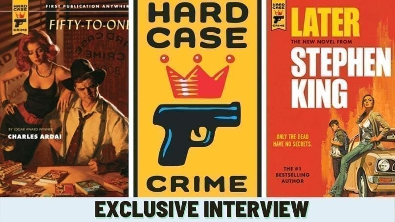 Exclusive: Charles Ardai of Hard Case Crime On The Legacy&Future Of Crime Books