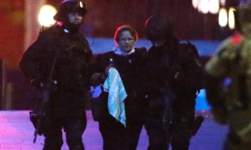 Two hostages and gunman dead as Sydney hostage crisis ends in bloodshed