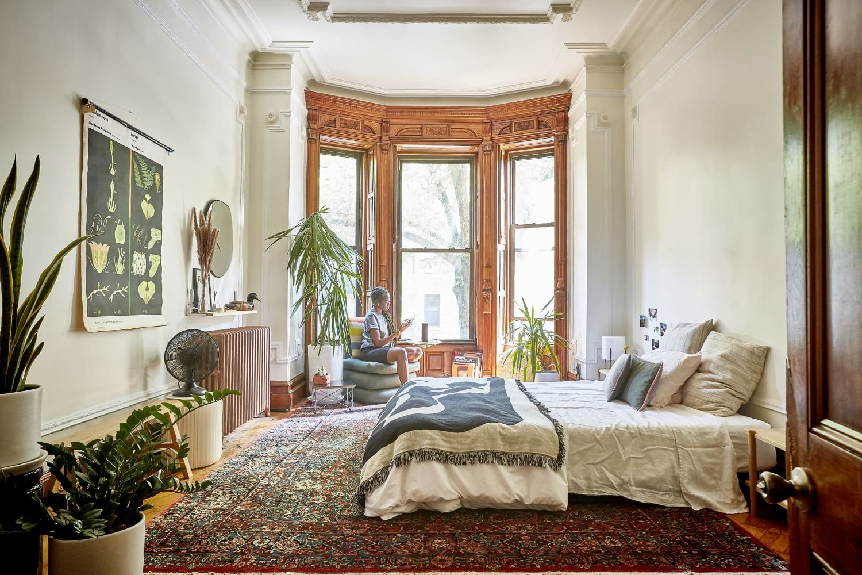 How Ethel's Club's Naj Austin Designed Her Brownstone Apartment to Promote Rest