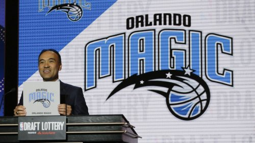 Orlando Magic land the fifth and eighth picks in NBA Draft Lottery