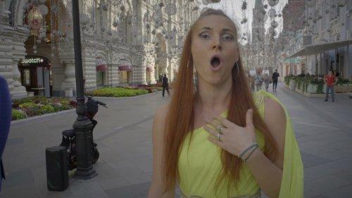 Breakdancers Join Public Opera Performance