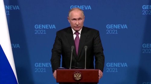 Putin says Navalny knew he would be detained